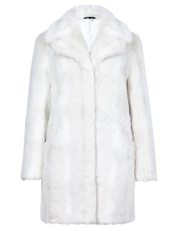White fur coat uk – Fashionable jacket 2017 photo blog